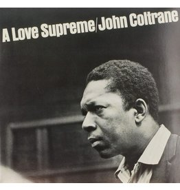 JZ John Coltrane ‎– A Love Supreme LP