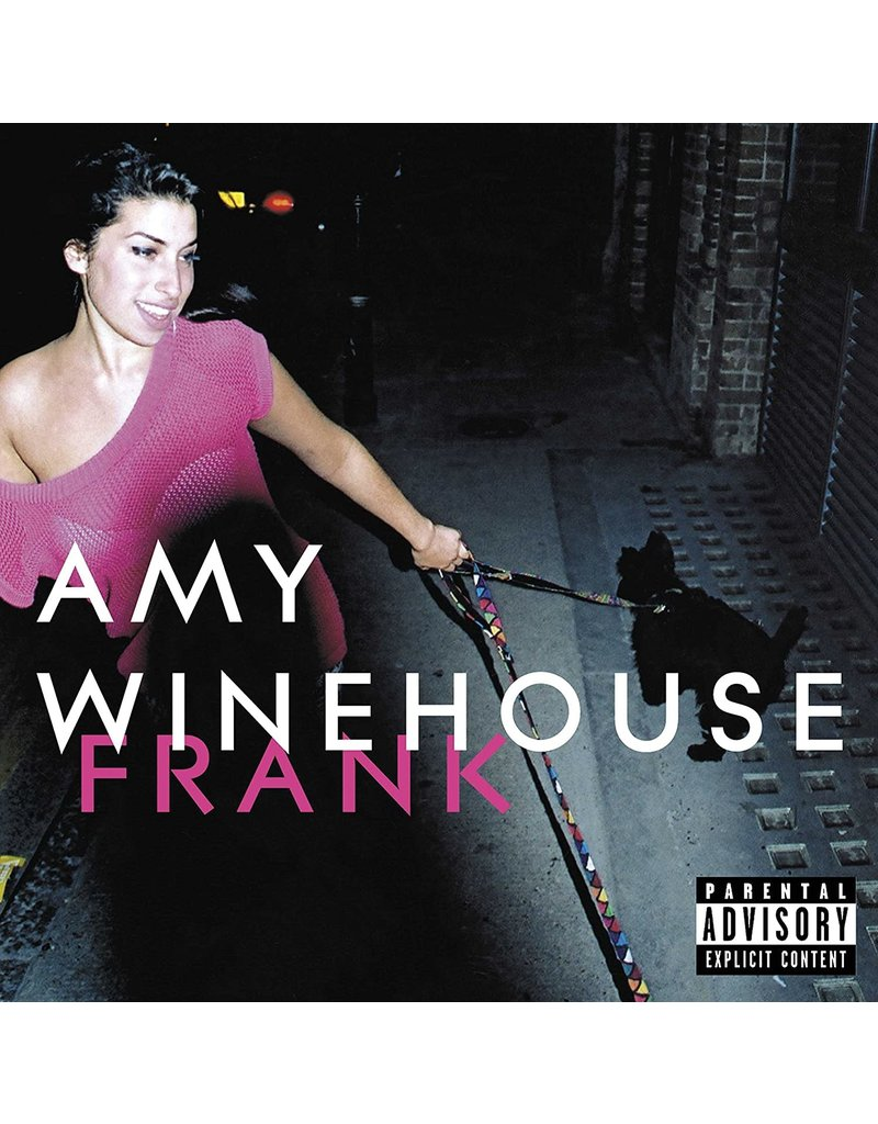 FS Amy Winehouse ‎– Frank 2LP