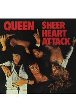 Queen – Sheer Heart Attack LP