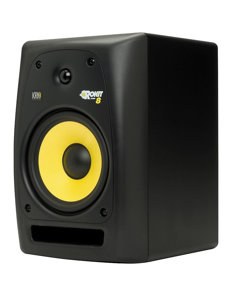 KRK ONE 2WAY ACTIVE SPEAKER RP8-G2