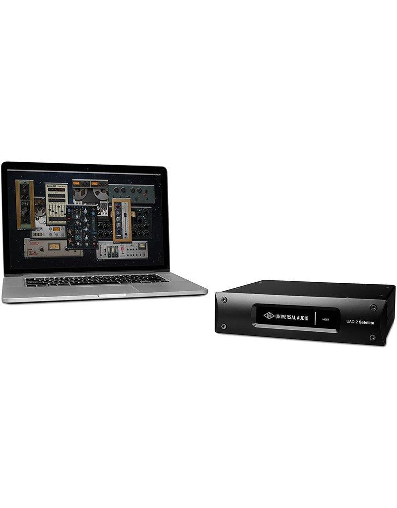 Universal Audio UAD - UAD-2 THUNDERBOLT (TBOLT) SATELLITE QUAD CORE (82-40702)