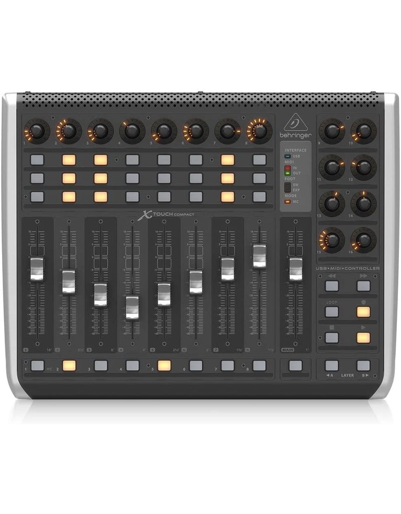 BEHRINGER Behringer - X Touch Compact Universal Control Surface