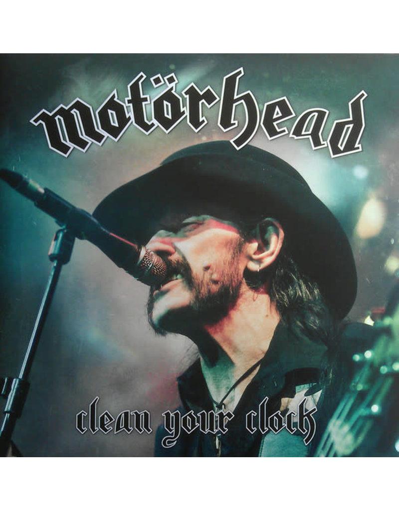 RK Motörhead – Clean Your Clock 2LP