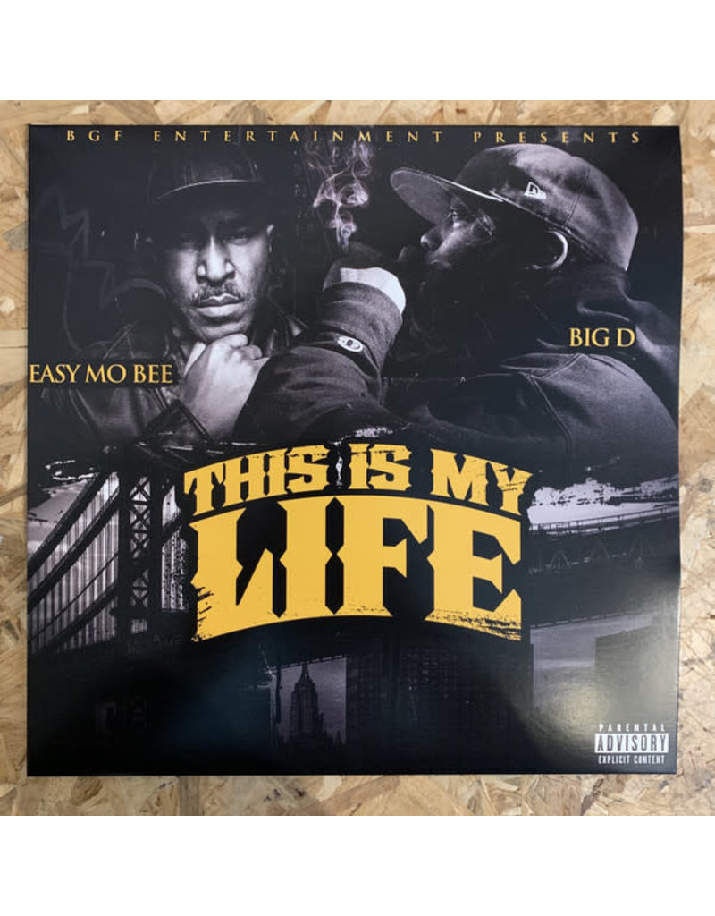Big.D & Easy Mo Bee ‎– This Is My Life 2LP