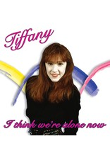 Tiffany - I Think We're Alone Now LP (Pink Vinyl)