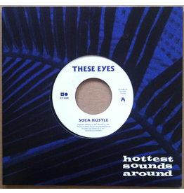 """FS These Eyes - Let Me Love/Soca Husttle 7"""""""