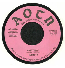 """FS Infinity – Party Man / Put Everything In Place 7"""""""