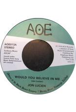 """FS Jon Lucien - Would You Believe In Me 7"""""""