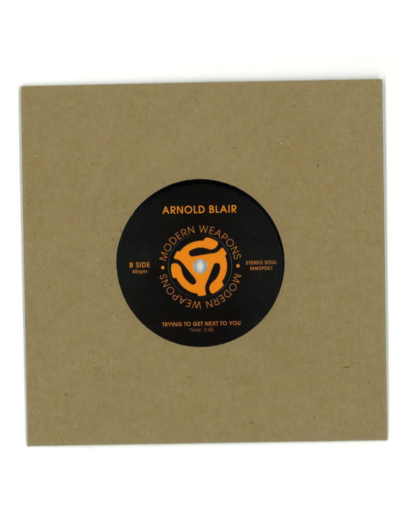 """FS The Vibrations / Arnold Blair – Shake It Up / Trying To Get Next To You 7"""""""
