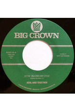 FS Kool And Together ‎– Sittin' On A Red Hot Stove 7""