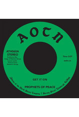 FS The Prophets Of Peace ‎– Get It On / You Can Be 7""