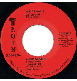 "FS Hard Drivers feat Vivian Lee – Since I Was A Little Girl 7"""