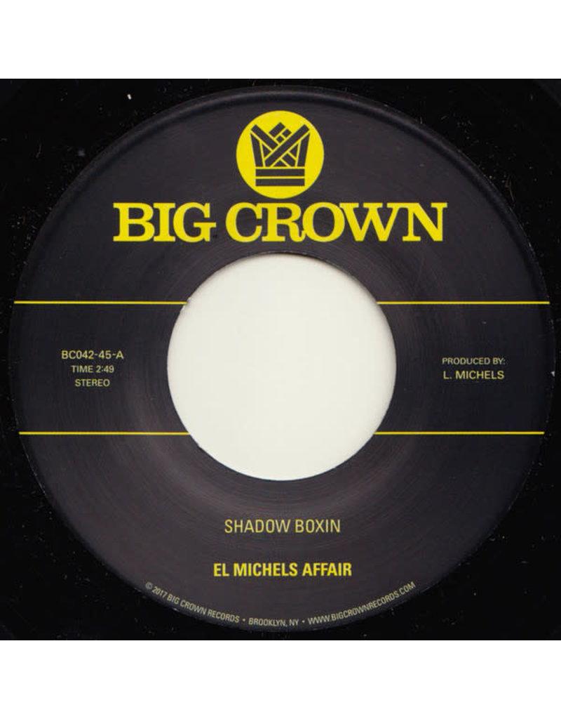 """FS El Michels Affair – Shadow Boxin' / Iron Maiden 7"""""""