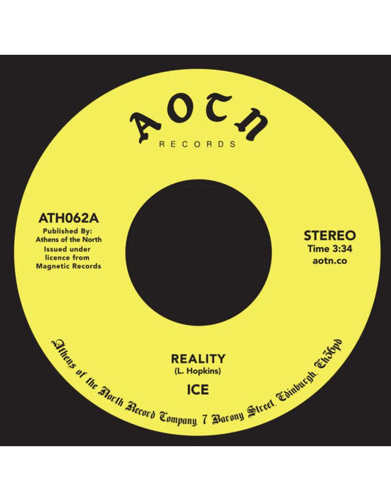 """FS Ice – Reality / Hey, Hey 7"""""""