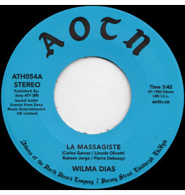 DC Wilma Dias ‎– La Massagiste 7""
