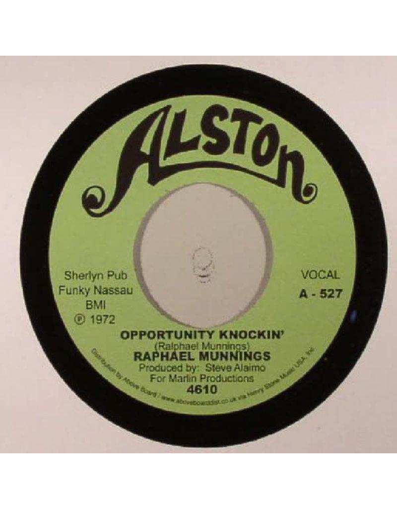 "FS Raphael Munnings – Opportunity Knockin' / Sleep On, Dream On 7"""