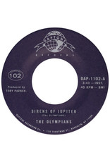 FS The Olympians ‎– Sirens Of Jupiter / Apollo's Mood 7""