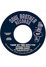 FS Maureen Bailey ‎– Takin' My Time With You 7""
