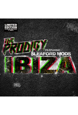 EL The Prodigy Featuring Sleaford Mods ‎– Ibiza 7""