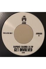 "Raphael Saadiq & Q-Tip - Get Involved 7"""