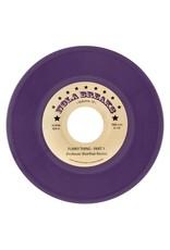 """Professor Shorthair - NOLA Breaks Vol 10 7"""" (Purple marble vinyl)"""