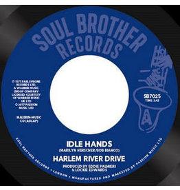 "LA Harlem River Drive – Idle Hands 7"""