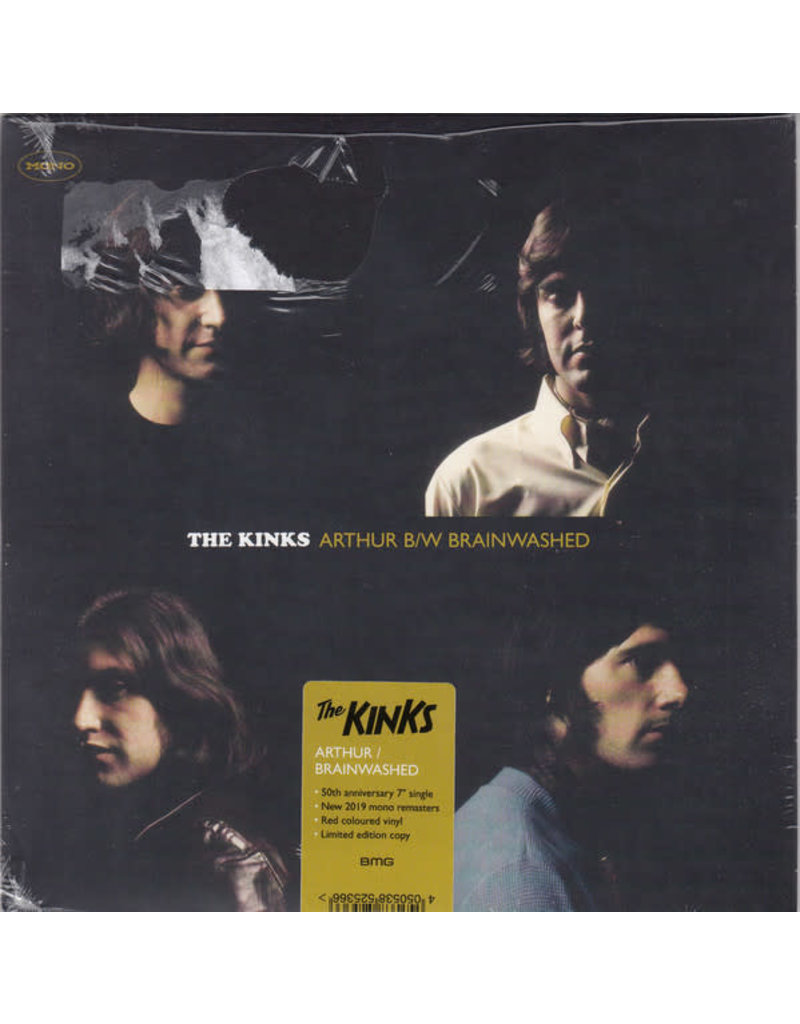 "Kinks - Arthur/Brainwashed 7"" [RSDBF2019]"