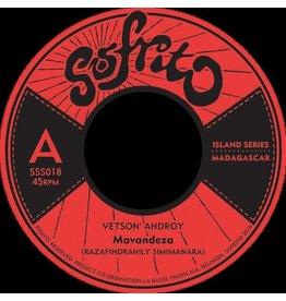 """AF Vetson' Androy / Jaojoby – Mavandeza / Taratasy Maitso 7"""""""