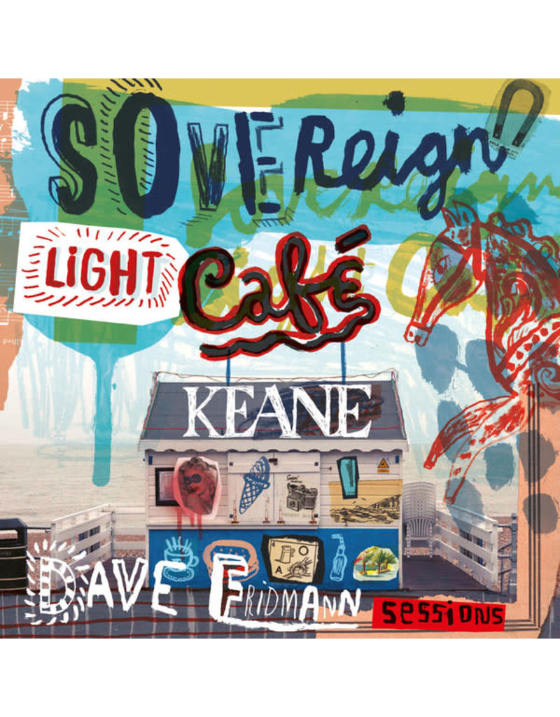 "RK Keane – Sovereign Light Café / Disconnected 7"" [RSD2019]"