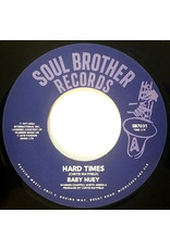 FS Baby Huey ‎– Hard Times / Listen To Me 7""