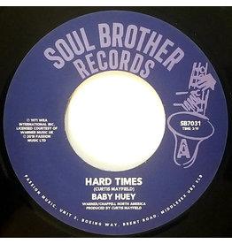 "FS Baby Huey – Hard Times / Listen To Me 7"""