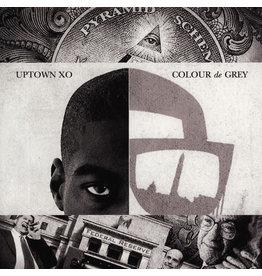 HH Uptown XO - Colour De Grey (Grey Vinyl LP)