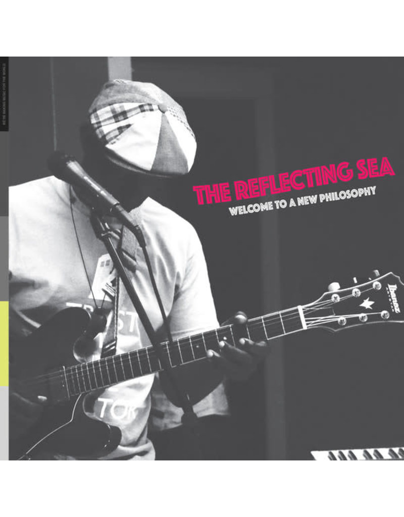 HH Damu The Fudgemunk & Raw Poetic ‎– The Reflecting Sea (Welcome To A New Philosophy) LP