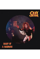 Sony Music Entertainment Ozzy Osbourne - Diary Of A Madman (Picture Disc) LP