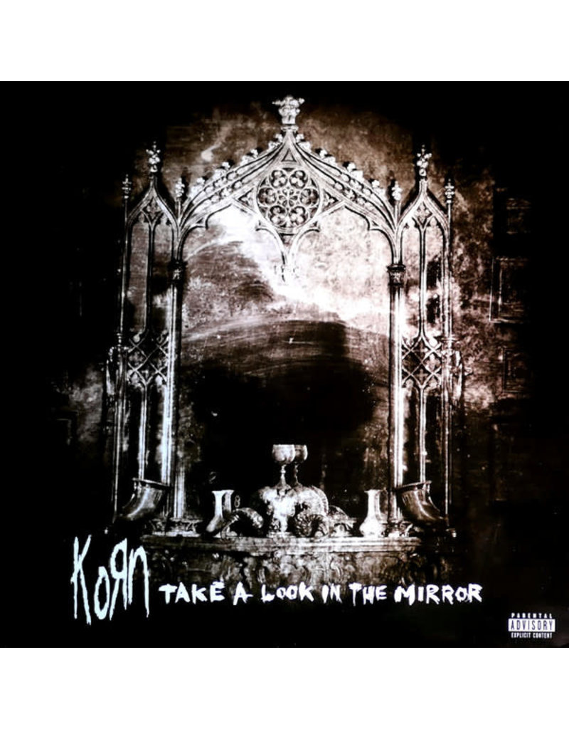 RK Korn – Take A Look In The Mirror 2LP