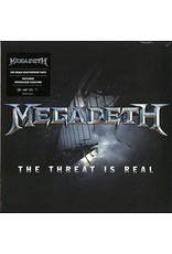 RK Megadeth ‎– The Threat Is Real 12""