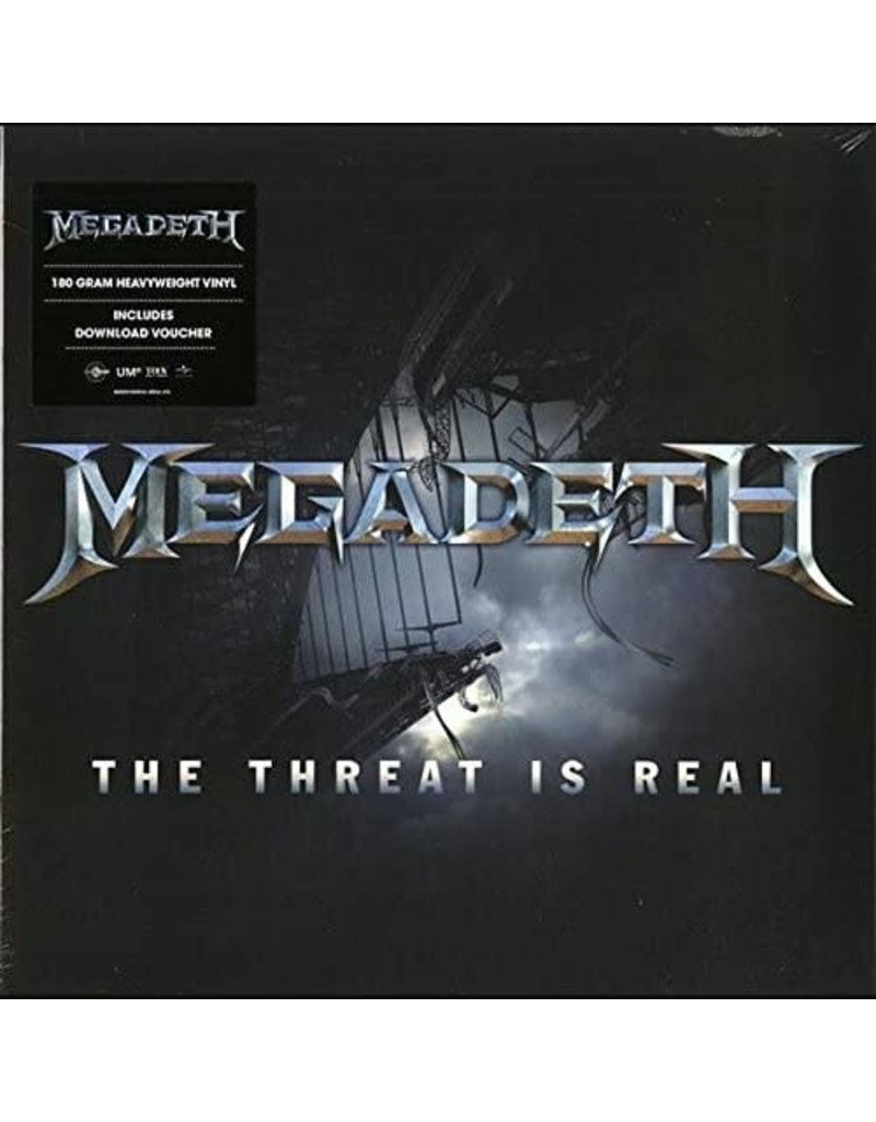 """RK Megadeth – The Threat Is Real 12"""""""
