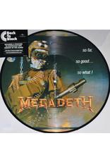 RK Megadeth – So Far, So Good... So What! (Picture Disc) LP