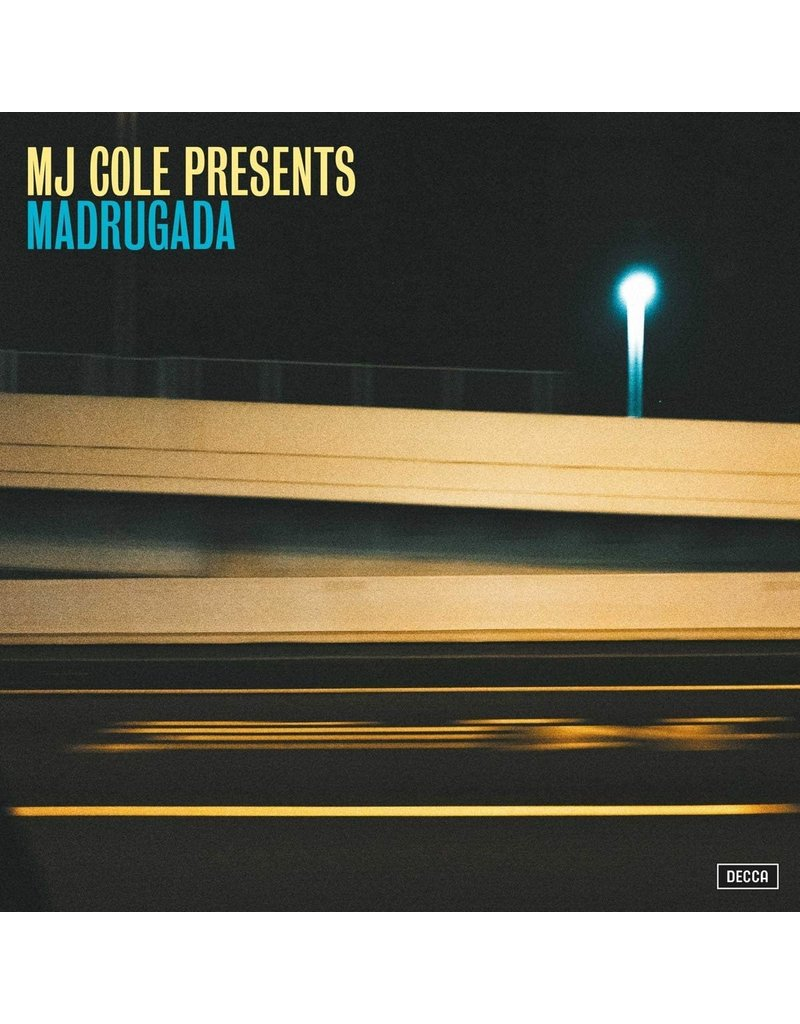 MJ Cole - Presents Madrugada LP