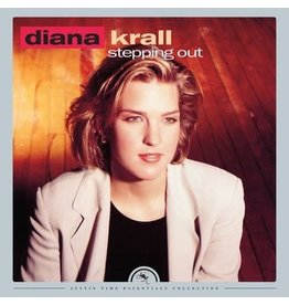JZ Diana Krall ‎– Stepping Out 2LP