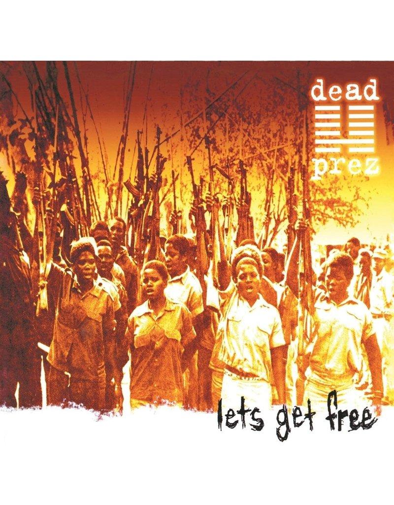 HH Dead Prez – Lets Get Free 2LP