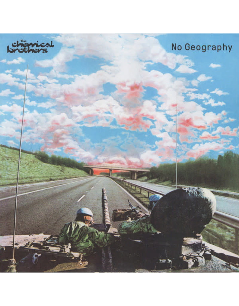 EL The Chemical Brothers – No Geography 2LP