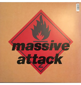 EL Massive Attack ‎– Blue Lines LP