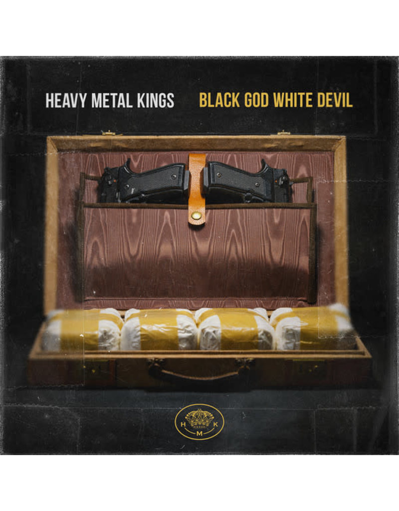 HH Heavy Metal Kings ‎– Black God White Devil 2LP