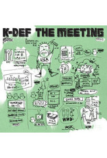 HH K-Def ‎– The Meeting 12""