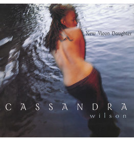 JZ Cassandra Wilson ‎– New Moon Daughter 2LP