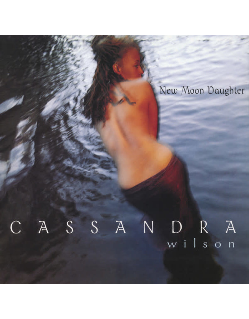JZ Cassandra Wilson – New Moon Daughter 2LP