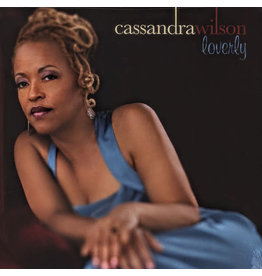 JZ Cassandra Wilson ‎– Loverly LP