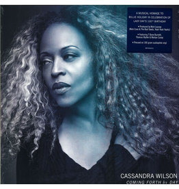 JZ Cassandra Wilson ‎– Coming Forth By Day 2LP