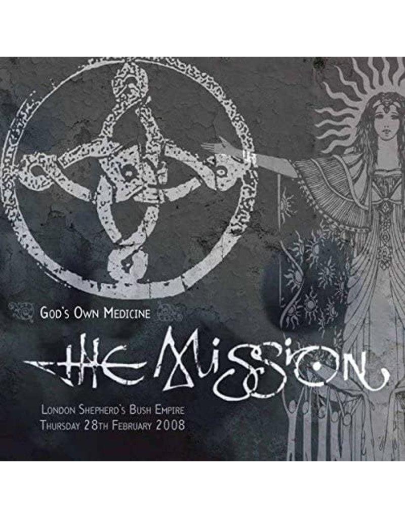 RK The Mission – God's Own Medicine - London Shepherd's Bush Empire Thursday 28th February 2008 2LP